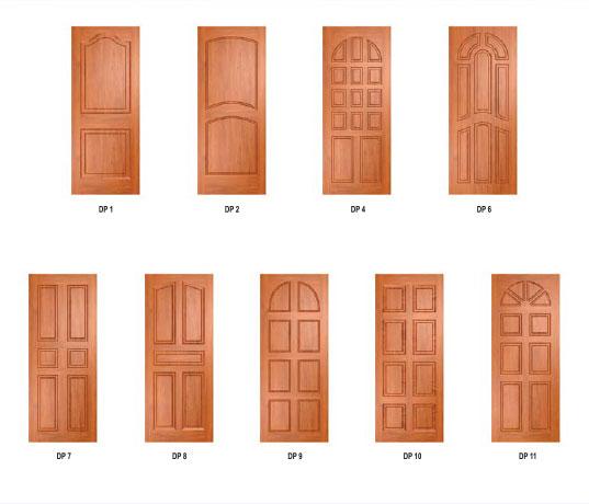 Solid Wooden Doors image 1