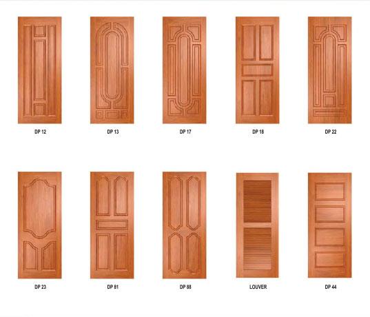 Solid Wooden Doors image 2