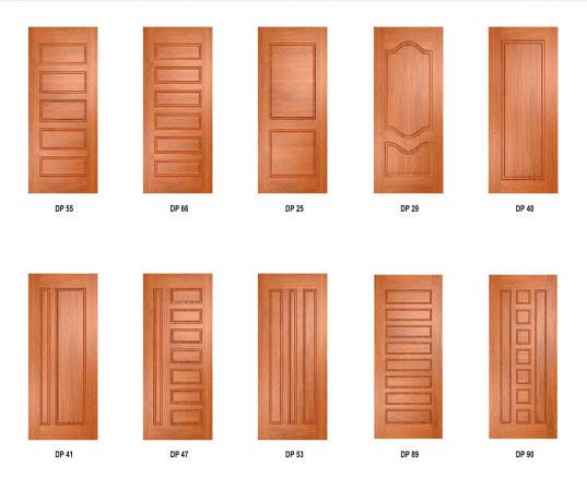 Solid Wooden Doors image 3