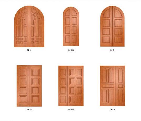 Solid Wooden Doors image 4