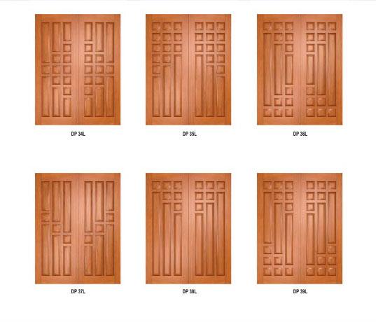 Wooden Solid Doors image 5