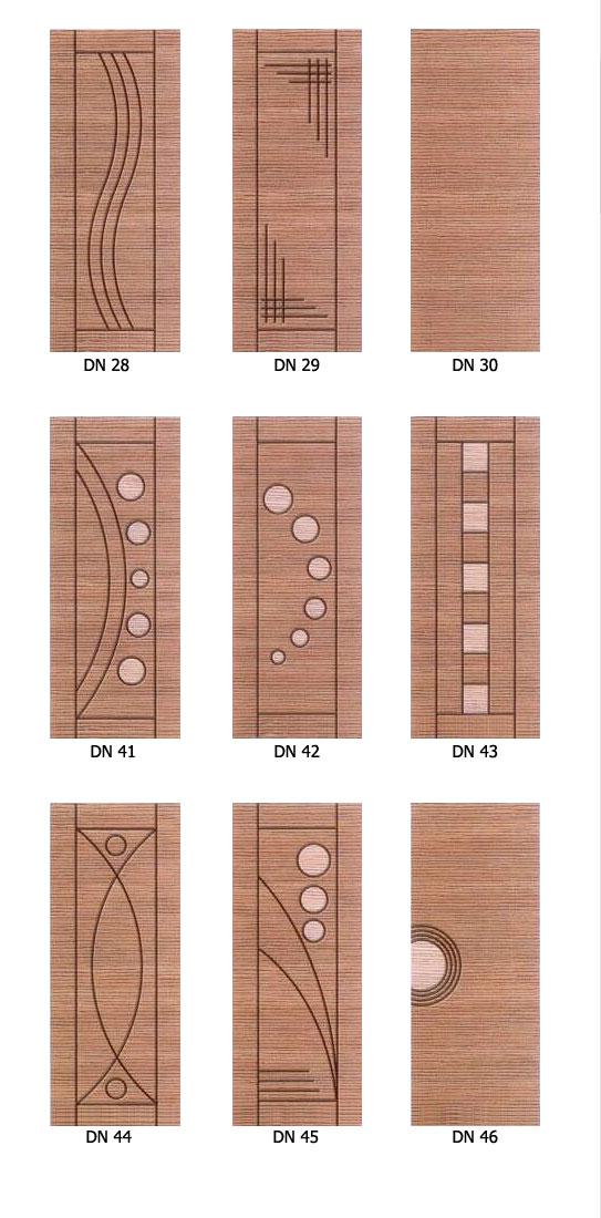Textured Designer Doors image 3